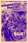 Cover For The Magnet 1653 The Bounder's Dupe!