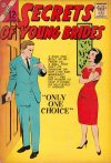 Cover For Secrets of Young Brides 40
