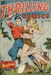Cover For Thrilling Comics 59