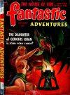 Cover For Fantastic Adventures v4 1 The Daughter of Genghis Khan John York Cabot