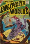 Cover For Mysteries of Unexplored Worlds 11