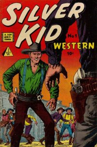 Large Thumbnail For Silver Kid Western #1