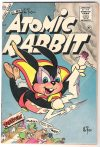 Cover For Atomic Rabbit 3