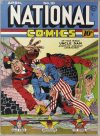 Cover For National Comics 10