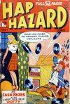 Cover For Hap Hazard Comics 21