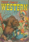 Cover For Prize Comics Western 92