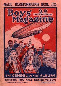 Large Thumbnail For Boys' Magazine 217