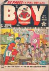 Cover For Boy Comics 55