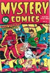 Cover For Mystery Comics 3
