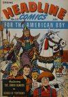 Cover For Headline Comics 12