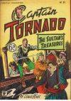 Cover For Captain Tornado 51