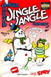 Cover For Jingle Jangle Comics 37
