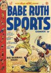 Cover For Babe Ruth Sports Comics 2