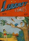 Cover For Liberty Comics 11