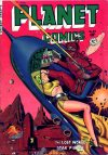 Cover For Planet Comics 65