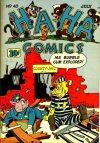 Cover For Ha Ha Comics 43