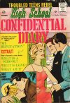 Cover For High School Confidential Diary 4