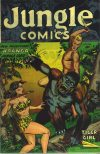 Cover For Jungle Comics 162