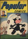 Cover For Popular Comics 137