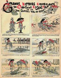 Large Thumbnail For Grande Histoire Mirobolante du Capitaine Risquetout