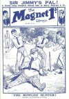 Cover For The Magnet 491 - Sir Jimmy's Pal!