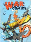 Cover For War Comics 3