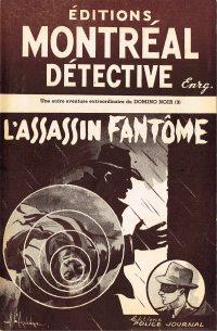 Large Thumbnail For Domino Noir v2 09 - L'assassin fantôme