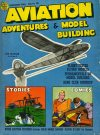 Cover For Aviation Adventures and Model Building 16