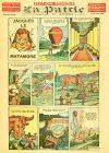 Cover For La Patrie Section Comique (1944 9 3)
