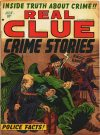 Cover For Real Clue Crime Stories v7 5
