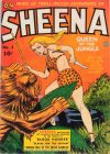 Cover For Sheena, Queen of the Jungle 1