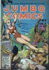 Cover For Jumbo Comics 68