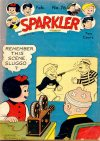 Cover For Sparkler Comics 76