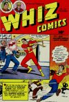 Cover For Whiz Comics 151