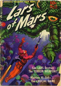 Large Thumbnail For Lars of Mars #11