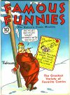 Cover For Famous Funnies 67