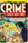 Cover For Crime Does Not Pay 132