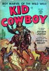 Cover For Approved Comics 4 Kid Cowboy