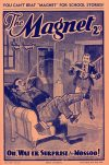 Cover For The Magnet 1636 The Rebel of the Remove!