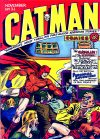 Cover For Cat man Comics 21