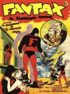 Cover For Fantax 1 Le Gentleman Fantôme