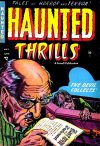 Cover For Haunted Thrills 15