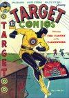 Cover For Target Comics v1 12