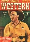 Cover For Prize Comics Western 79