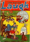 Cover For Top Notch Laugh Comics 35