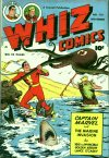 Cover For Whiz Comics 115