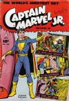 Cover For Captain Marvel Jr. 103