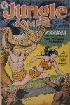 Cover For Jungle Comics 113