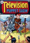 Cover For Television Puppet Show 2