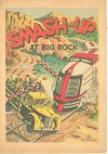 Cover For Smash up at Big Rock